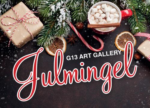 Julmingel hos G13, Borgholm.